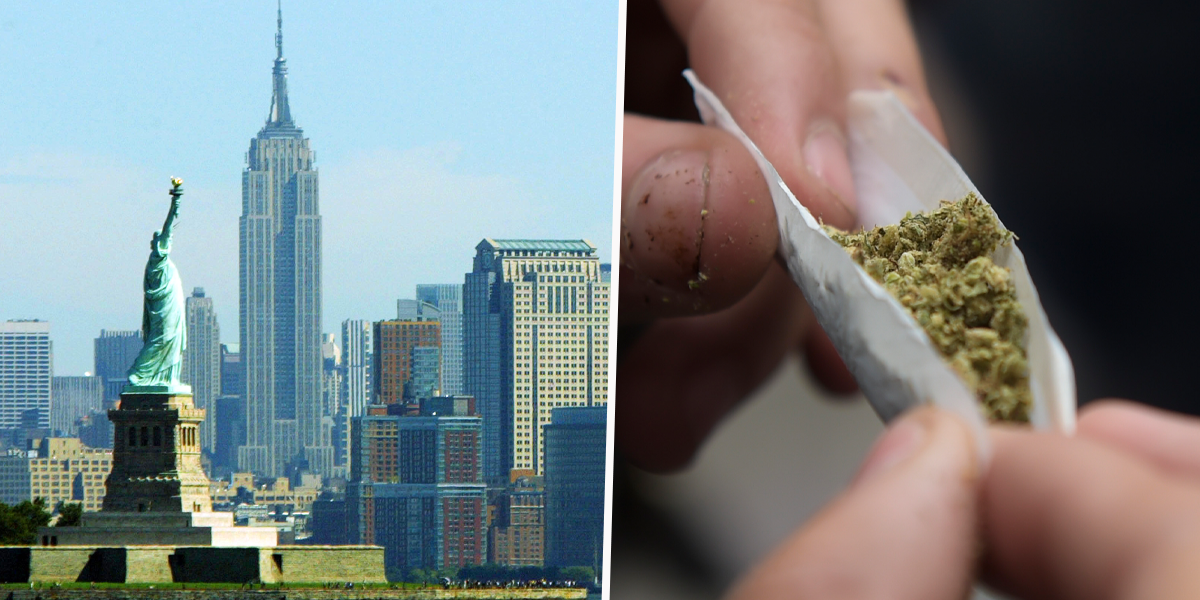 New York Officially Legalizes Marijuana