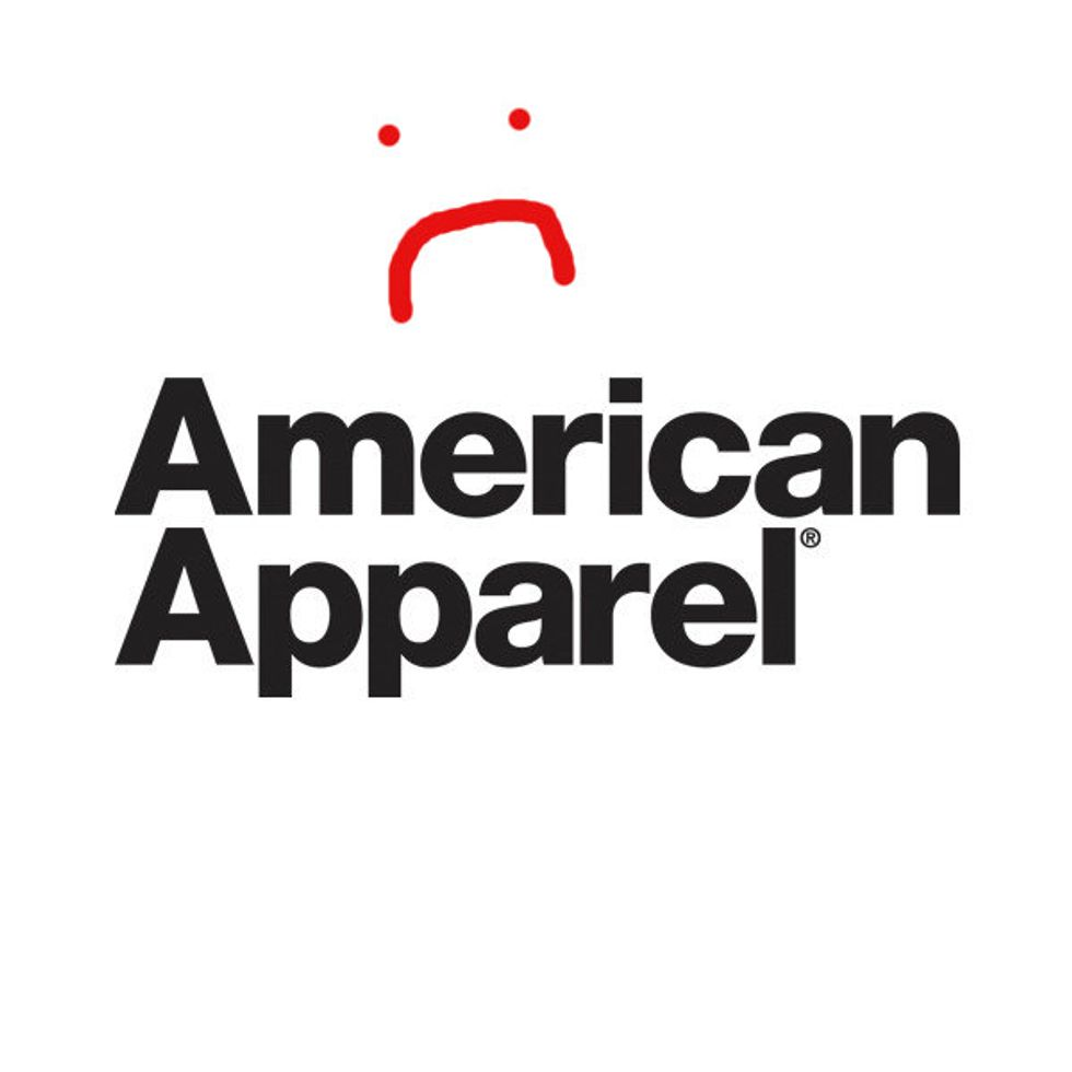 American Apparel Has Filed for Bankruptcy