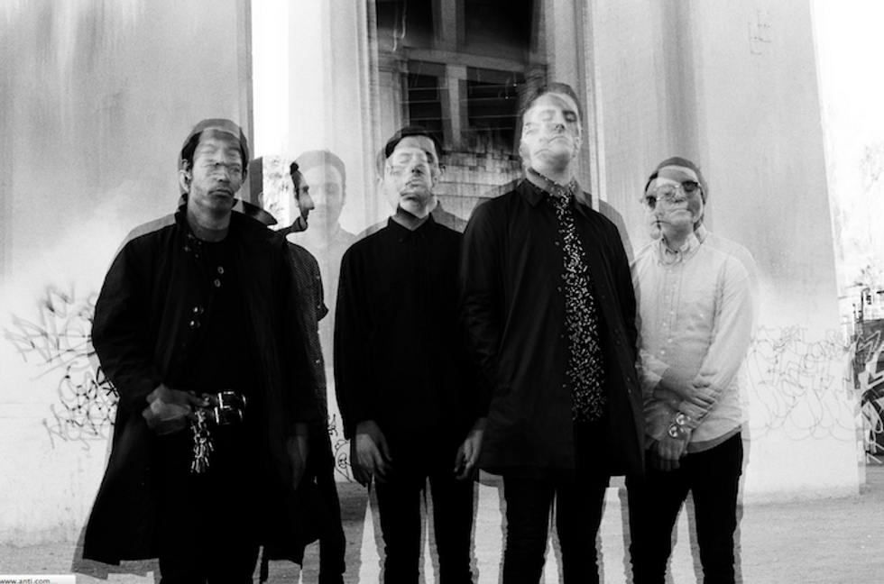 Deafheaven Frontman George Clarke On Their Ferocious New Album And Fetish Gloves
