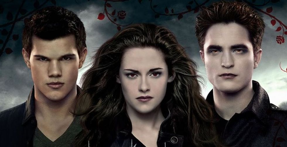 Comparing Gender-Swapped Twilight Fan Fic to Actual Gender Swapped Twilight Fan Fic