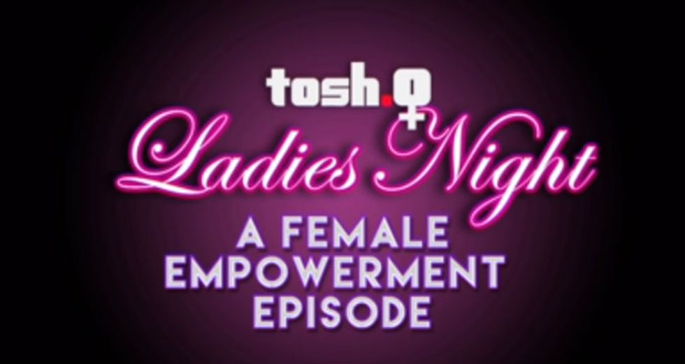 """Tosh.0's """"Ladies Empowerment"""" Episode is Like Magic Mike Without the Magic (and a lot of Sexism)"""