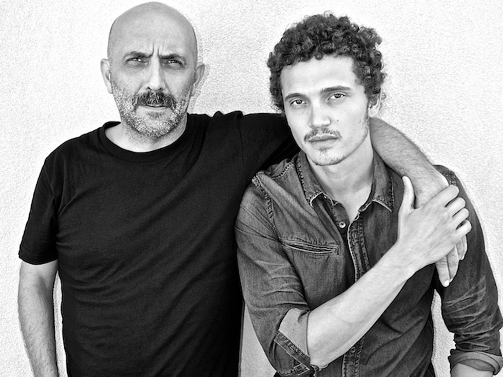 Chatting With Director Gaspar Noe and Actor Karl Glusman About Their 3D Erotic Drama, Love