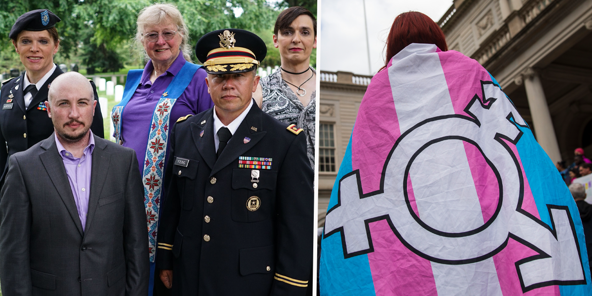 Trans Troops Can Now Serve Freely and Get Gender-Affirming Medical Care