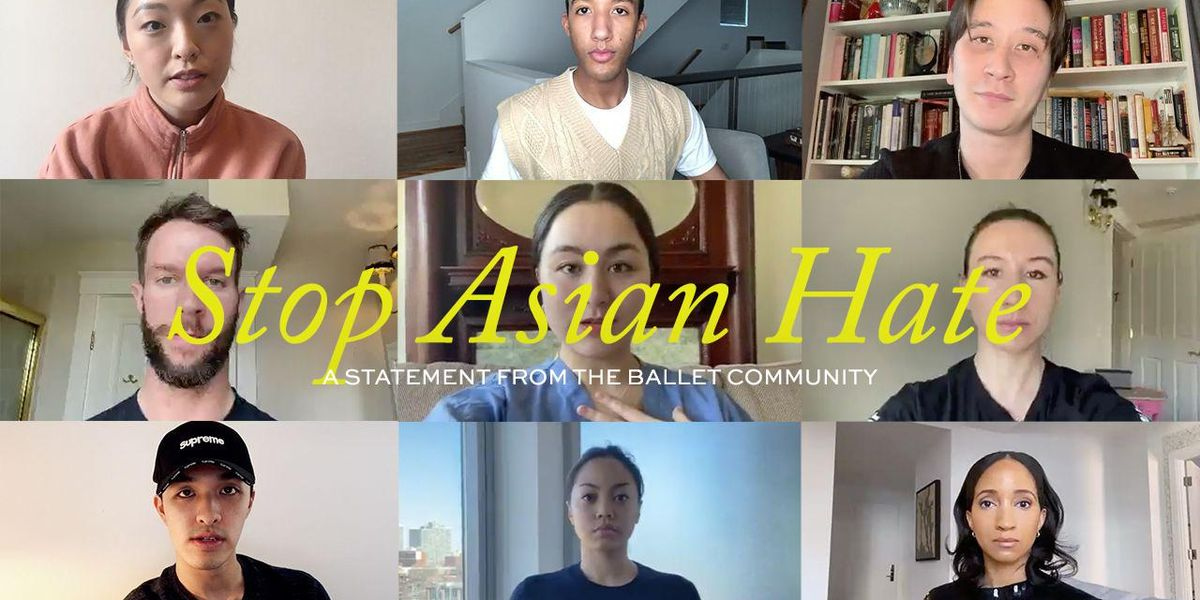 www.pointemagazine.com: With the Help of Social Media, the Asian Ballet Community Is Speaking Out Against Anti-Asian Violence