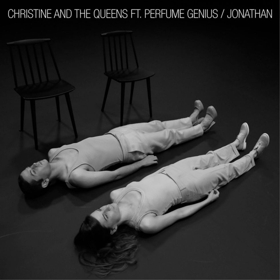 """Christine And The Queens Team Up With Perfume Genius For The Tender """"Jonathan"""""""
