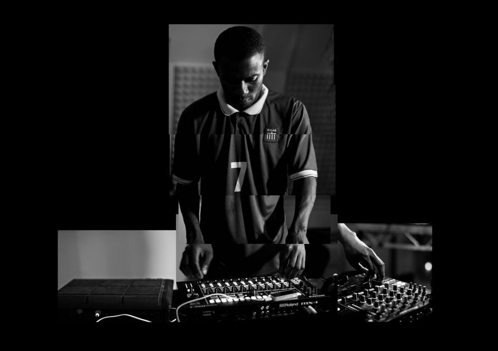 Finding Magic From the Court to the Studio With Electronic Producer Sporting Life