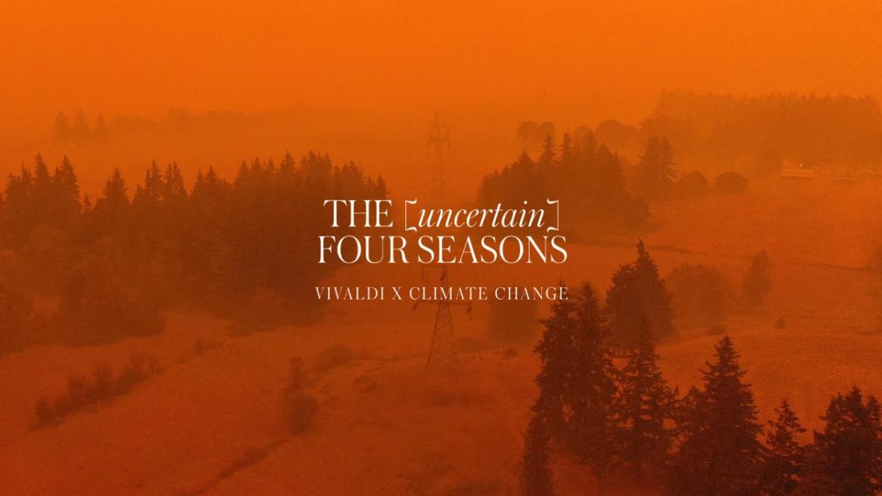 Vivaldi's 'The Four Seasons' Is Reimagined to Convey the Climate Crisis