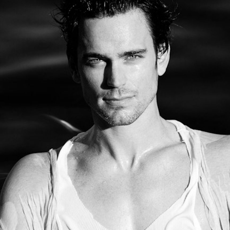 Happy Birthday, Matt Bomer: 12 Times He Smiled With His Cruelly Beautiful Eyes