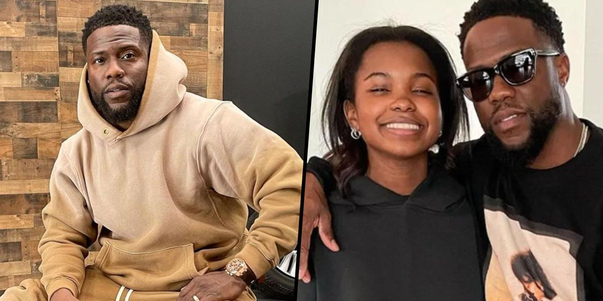 People Divided As Kevin Hart Buys 16-Year-Old Daughter A $85,000 Mercedes SUV