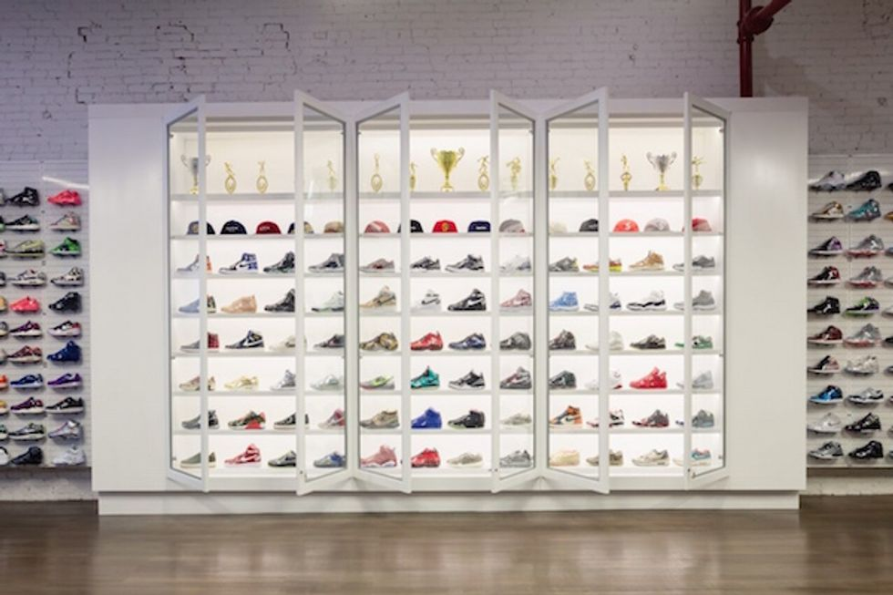 What Are THOSE?! Stadium Goods Is Opening Stores In NYC