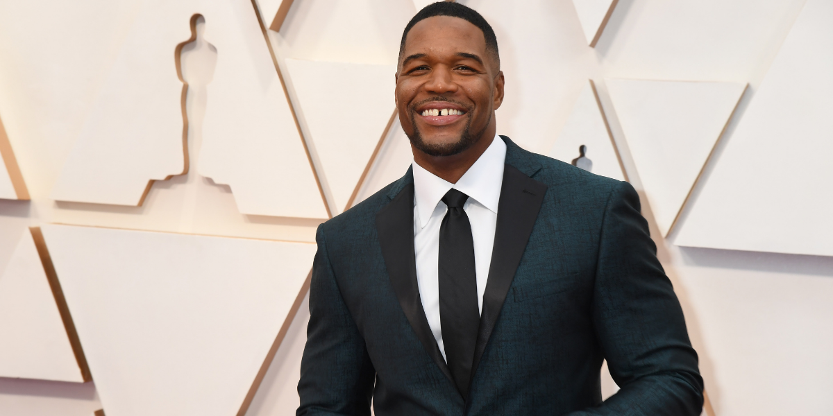 Michael Strahan Announces That He's Closed His Iconic Tooth Gap—But People Are Dubious