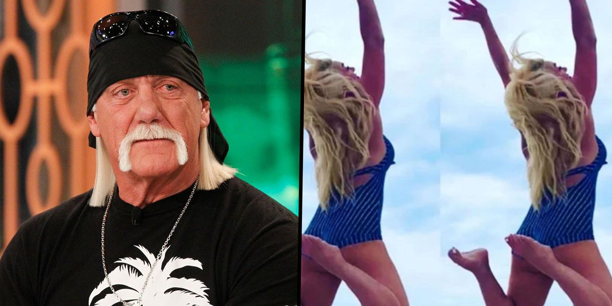 Hulk Hogan Loses Followers After Posting Controversial Picture of His Wife