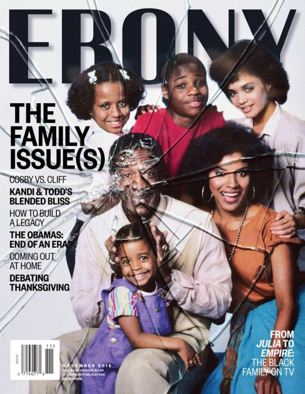 "Ebony's ""Family Issue(s)"" Cover is Incredible"