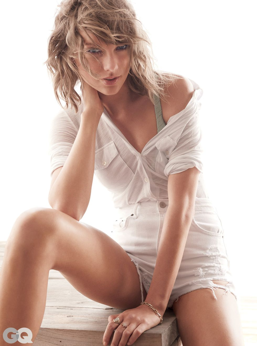 Taylor Swift's GQ Interview Is Basically Her Life's Iron-Clad Manifesto