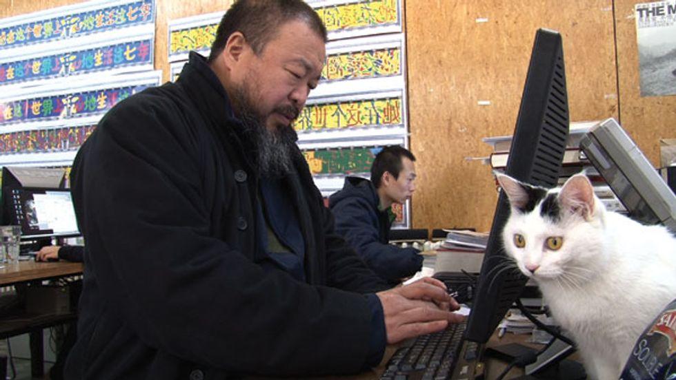 Dissident Artist Ai Weiwei Is Publishing A Memoir