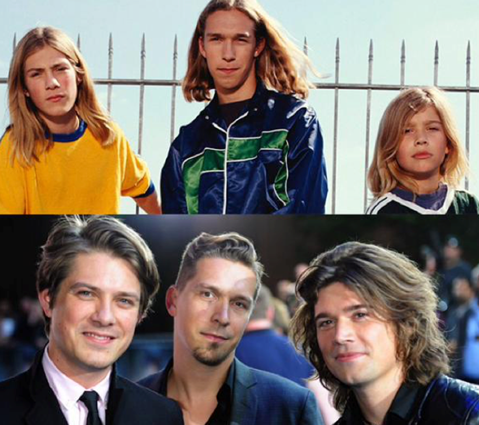 Highlight's from Hanson's Visit to Paper Radio