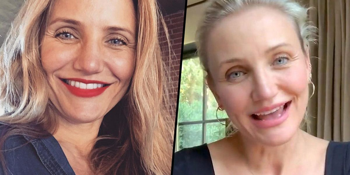 Cameron Diaz Says She Doesn't 'Have What It Takes' To Make Another Movie