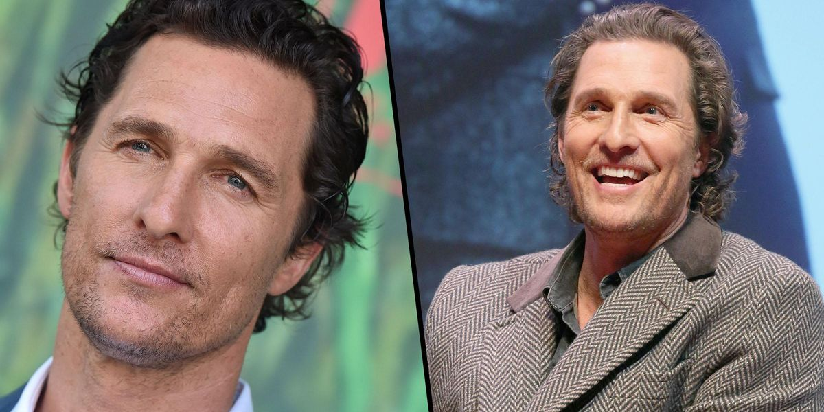 Matthew McConaughey Booked His Own 'We're Texas' Fundraiser and Raises $7.8 Million