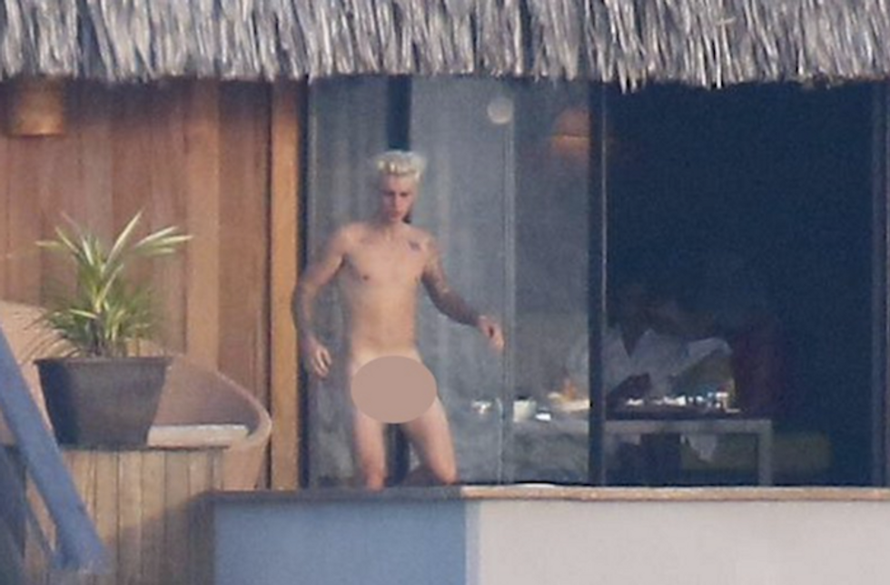 Justin Bieber Says His Dick Was Misrepresented