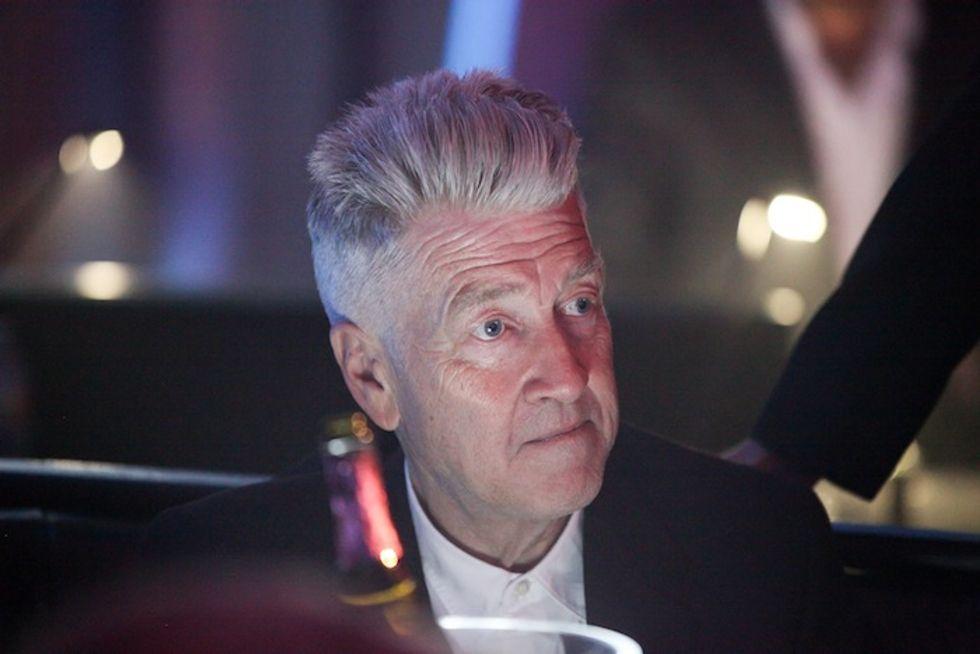 David Lynch Is Working On A Bullshit-Dispelling Memoir Not-Memoir