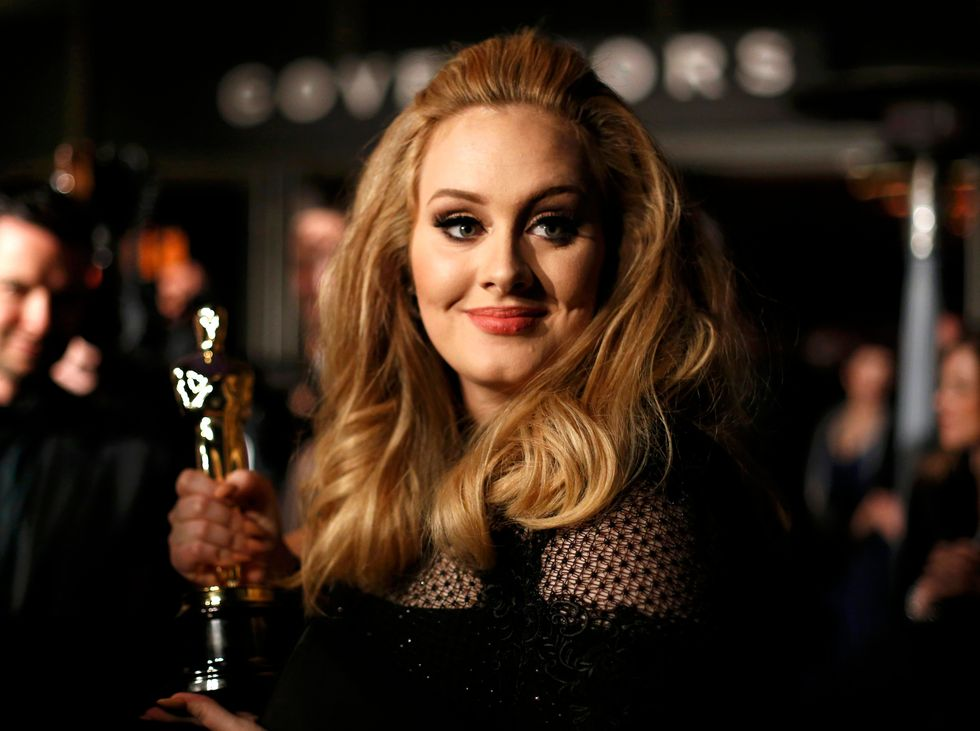 ICYMI: Adele Casually Dropped a New Music Teaser During a TV Commerical Break