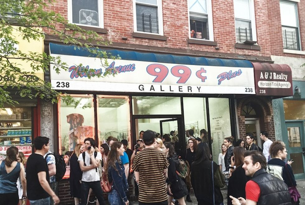 Bushwick Gallery 99¢ Plus Aims to Be As Inclusive As Its Dollar Store Name