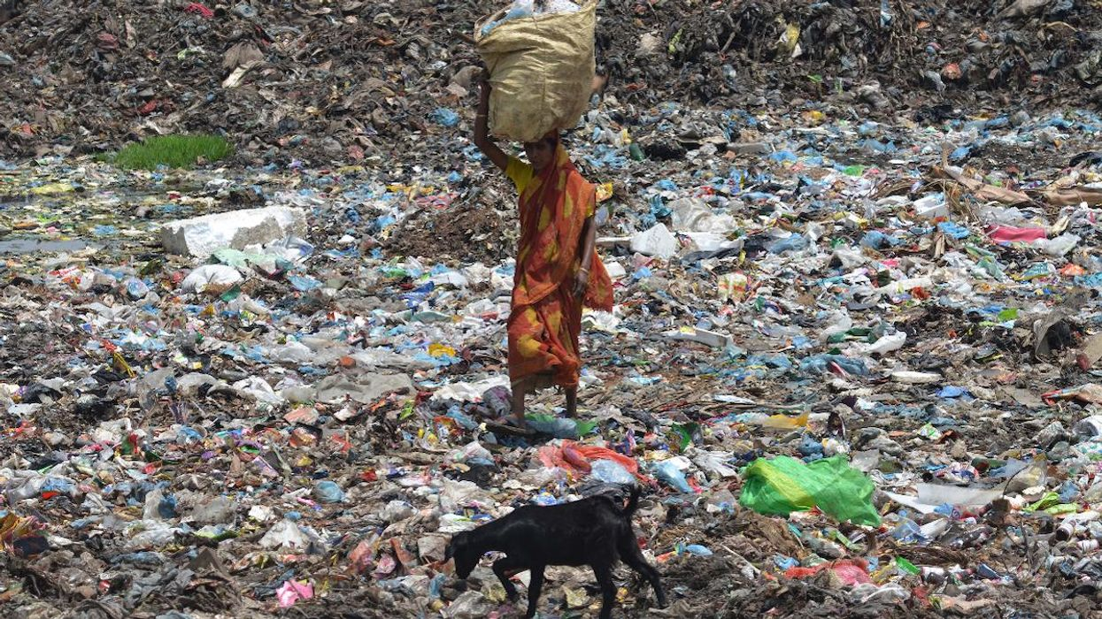 'Plastic Pollution Is a Social Justice Issue,' New Report Warns