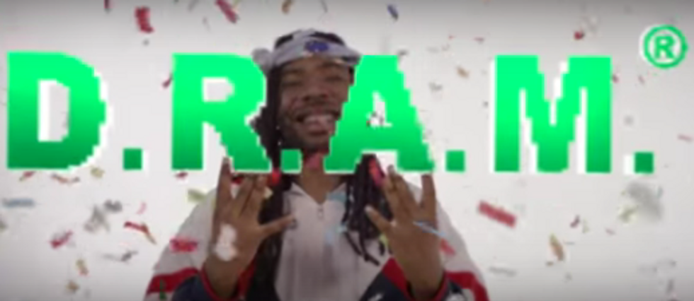 "D.R.A.M. Says Drake ""Jacked"" His Beat For ""Hotline Bling"""