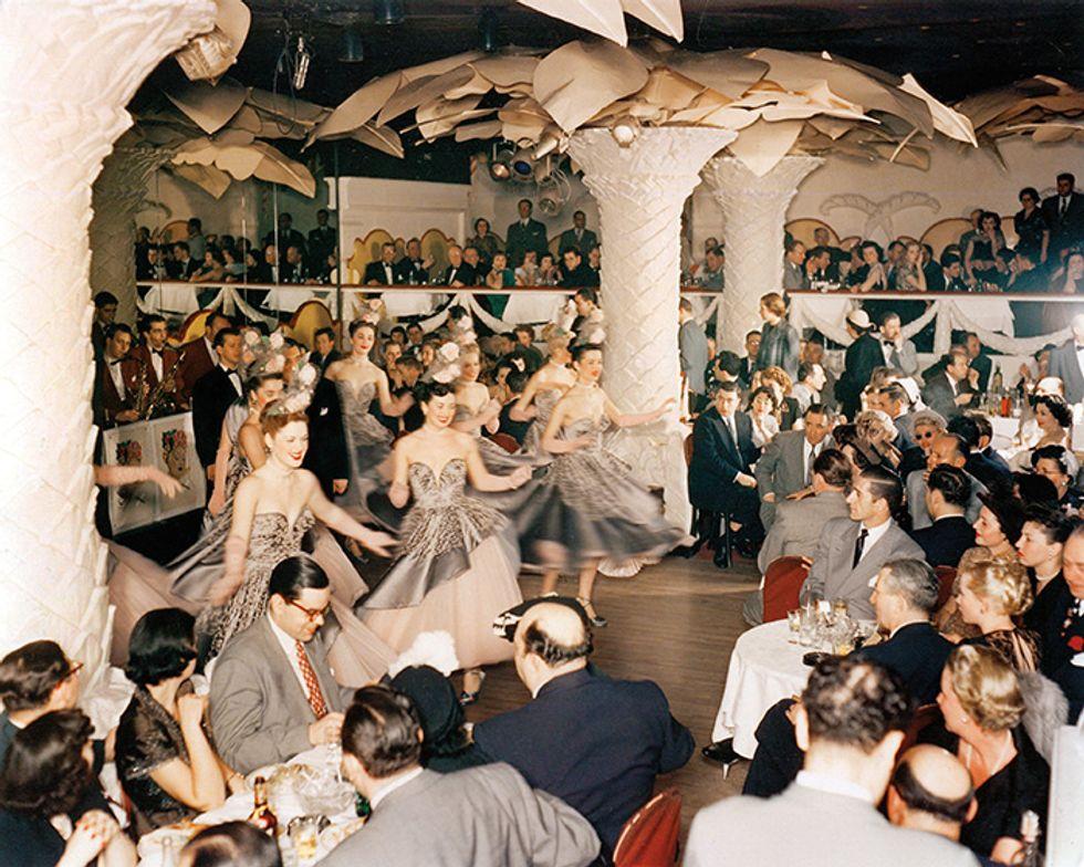 100 Years of New York Nightlife: The Impenetrable Velvet Ropes of the Post-War Era