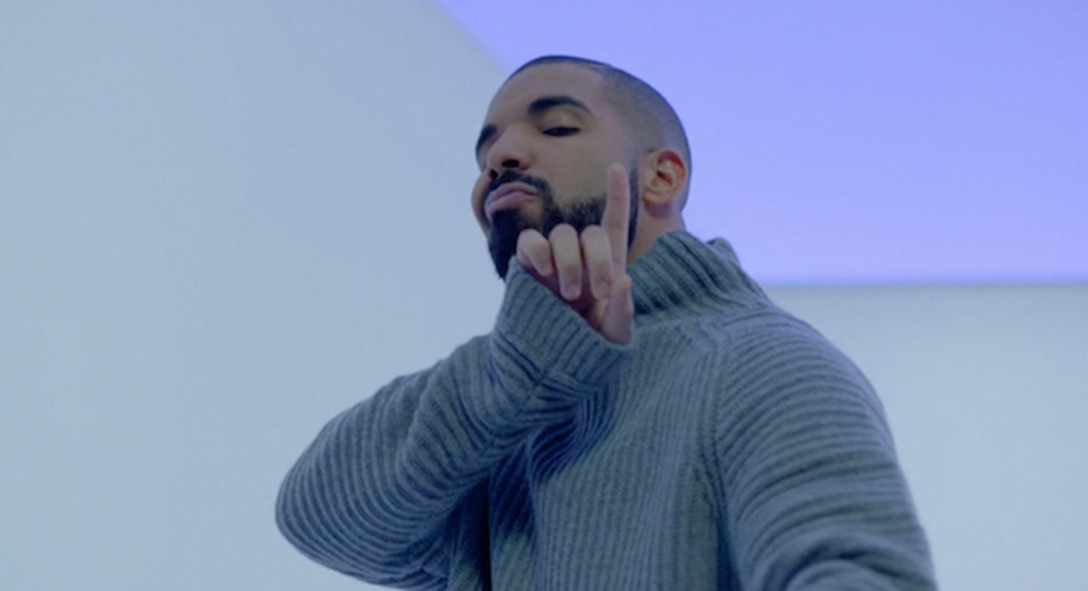 """Today in Drake: """"Hotline Bling"""" as Far as the Eye Can See"""