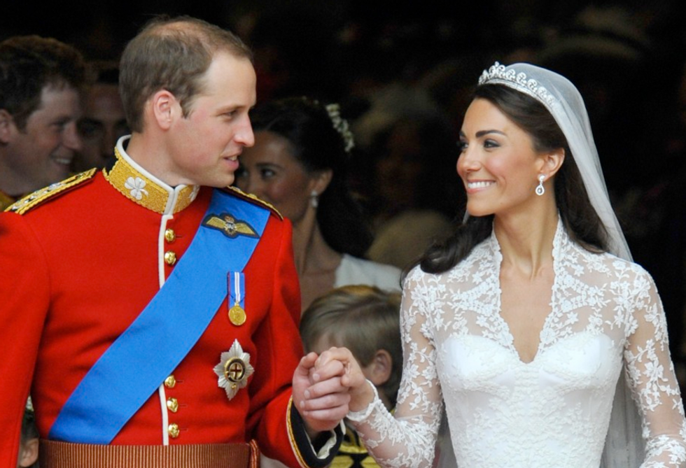 Duchess Kate Got the I Don't F*ck With You Tiara Out For the Royal Banquet
