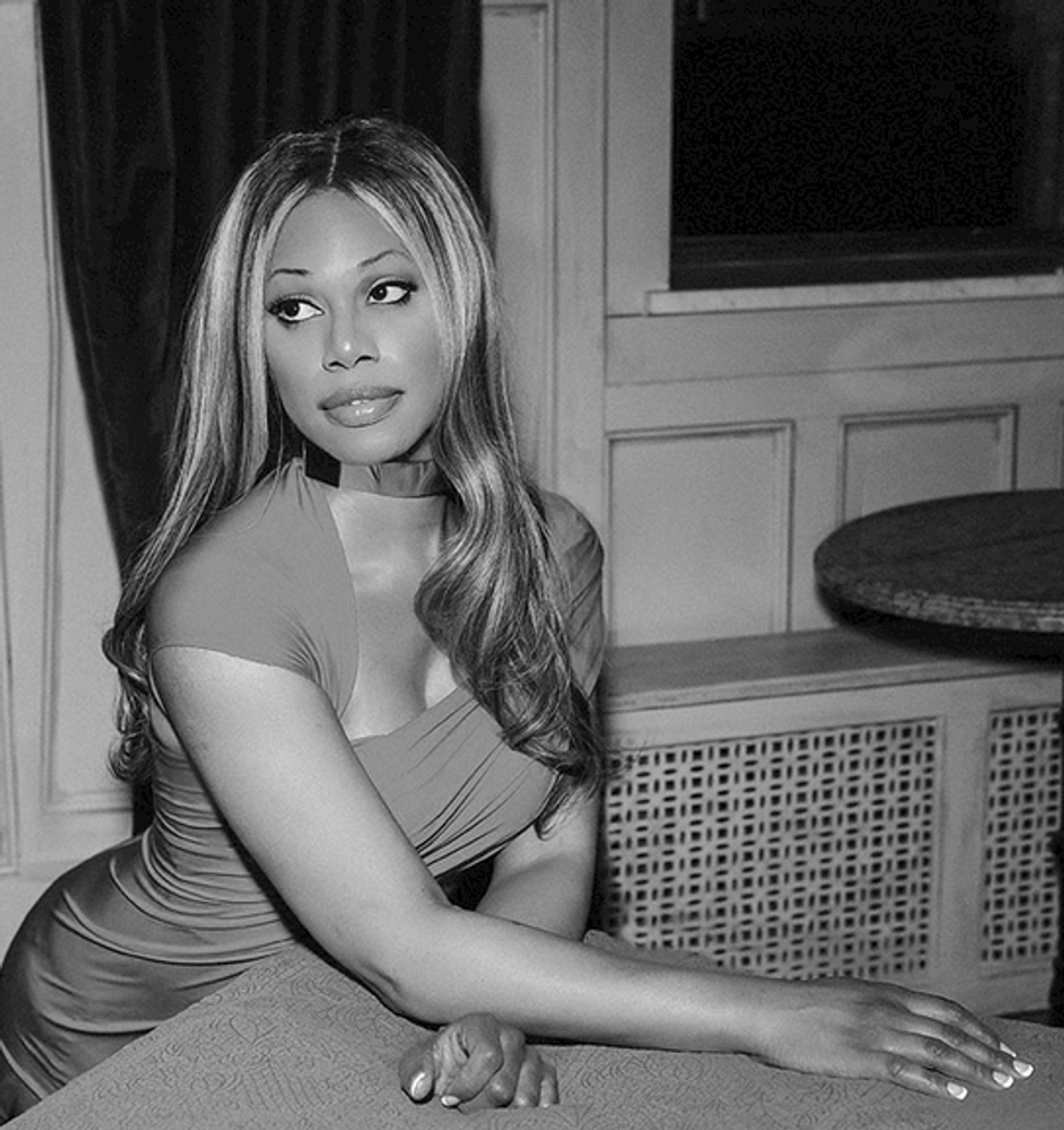 Laverne Cox Is Starring In a Rocky Horror Picture Show Remake