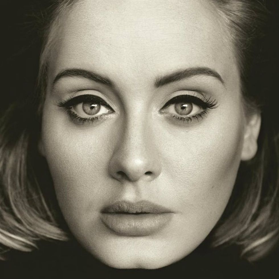 The Track List for Adele's New Album Will Make You Sob