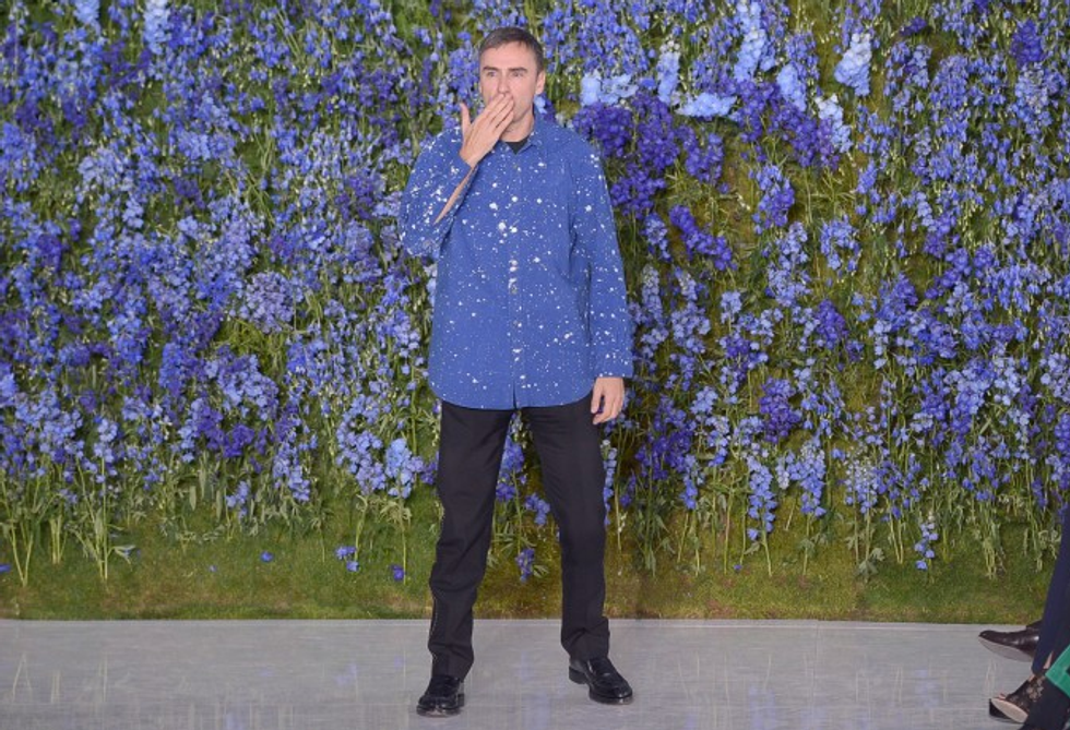 With News of His Exit, a Look at Raf Simons' Legacy at Dior