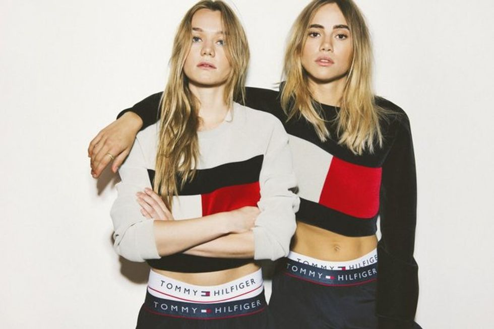 Travel Back To The 90s With The New Tommy Hilfiger Capsule Collection