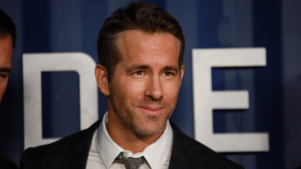 Ryan Reynolds Just Got The Vaccine—So, Naturally, He Used It To Troll Conspiracy Theorists
