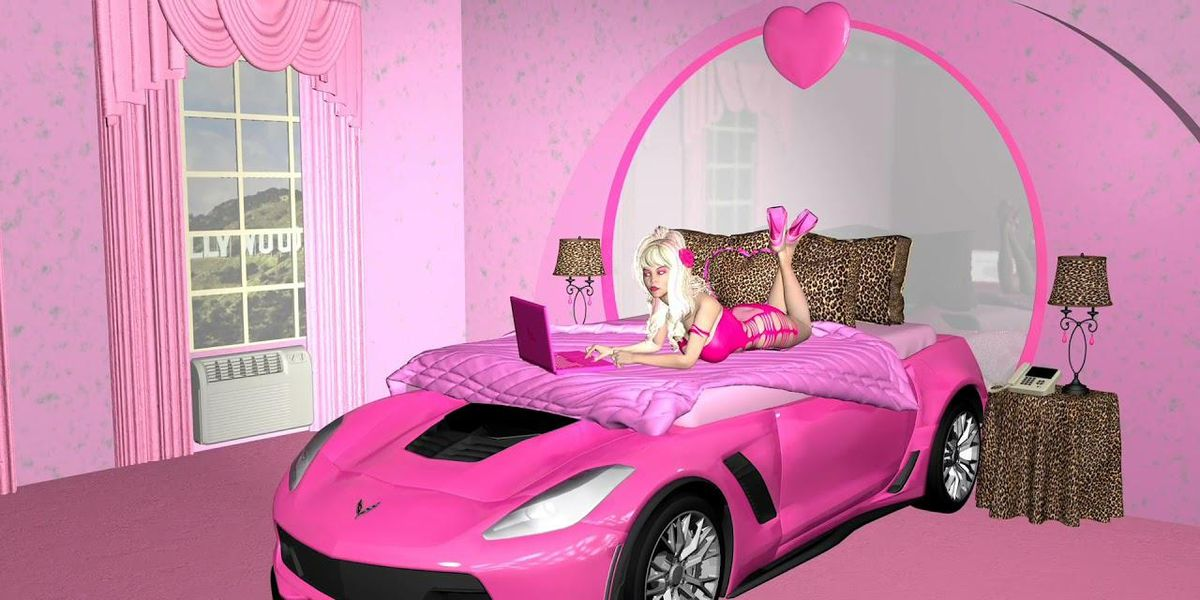 Even Angelyne Has NFTs