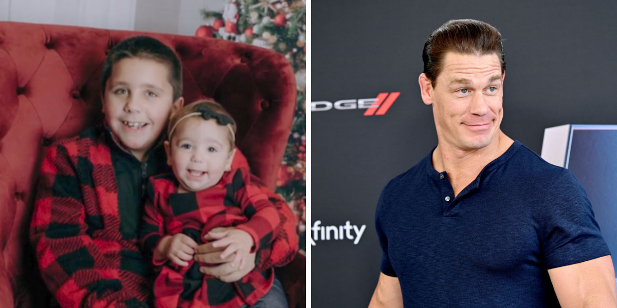 8-Year-Old Boy Saves Sister's Life Thanks To John Cena's CPR Demonstration On Nickelodeon Prank Show