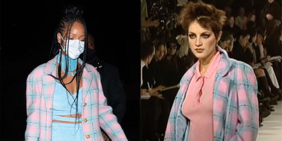 Rihanna's New Vintage Era Is Really Taking Off