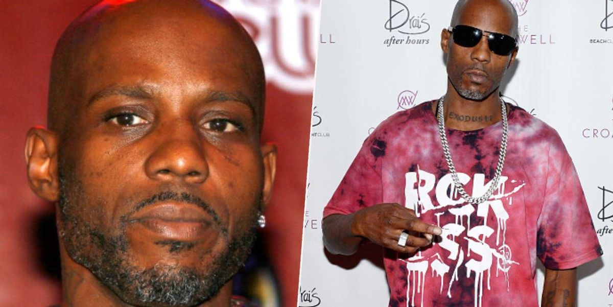 DMX Suffers Reported Overdose and Is In Grave Condition