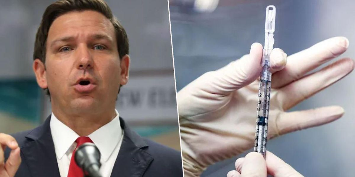 Florida Governor Bans COVID-19 'Vaccine Passports'