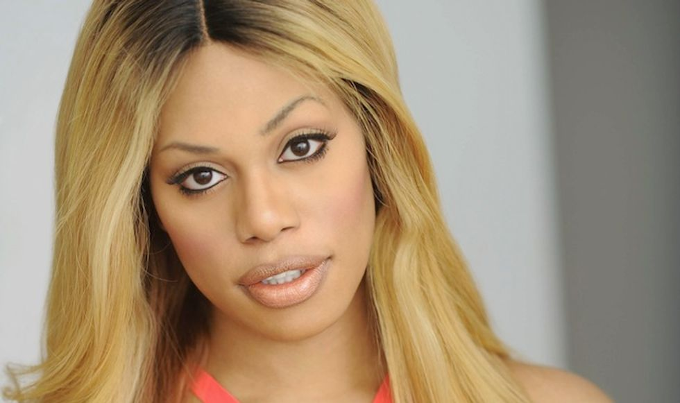 Laverne Cox to be Madame Tussauds's First Transgender Wax Figure