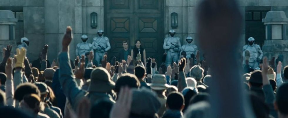 Just Dessert: Watch the Teaser for the Last Hunger Games