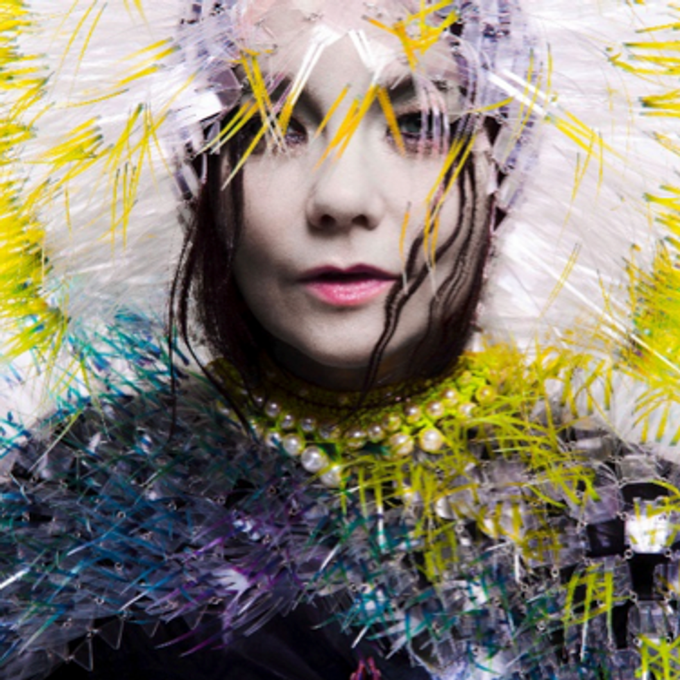 Björk Rips Your Heart Out (Again) with a 'Vulnicura' Remix Pack