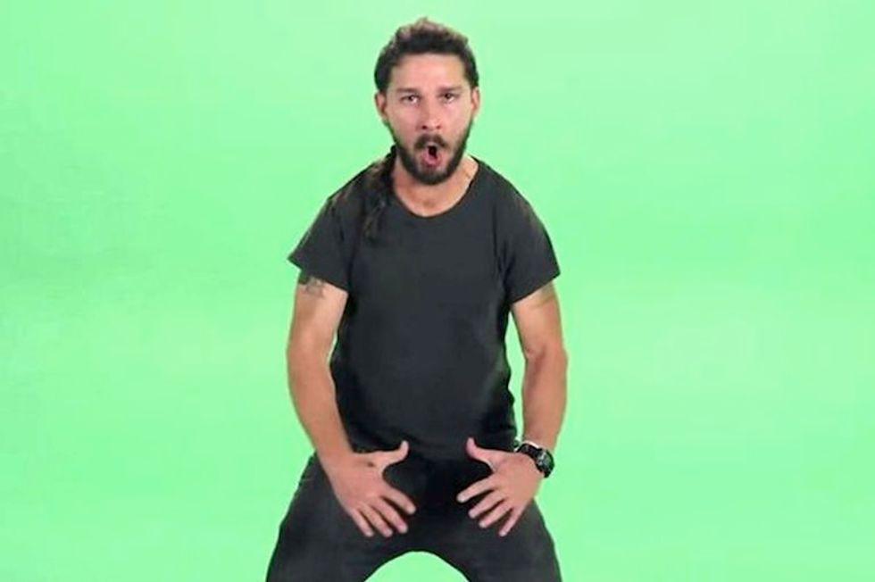 """JUST DO IT"": Download the New Shia LaBeouf Chrome Extension"