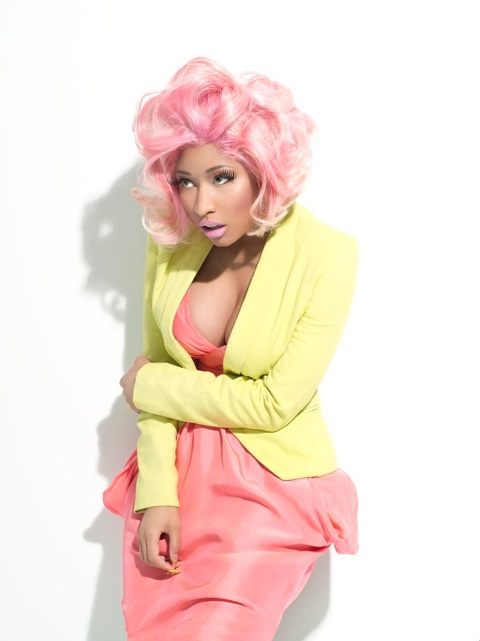 Nicki Minaj Sets the Record Straight With Safaree Samuels