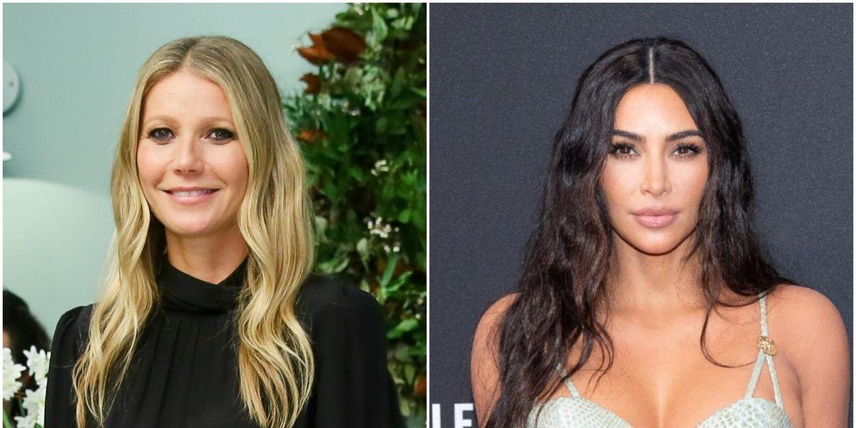 Gwyneth Paltrow Gave Kim Kardashian a Vibrator, Custom 'Orgasm' Candle