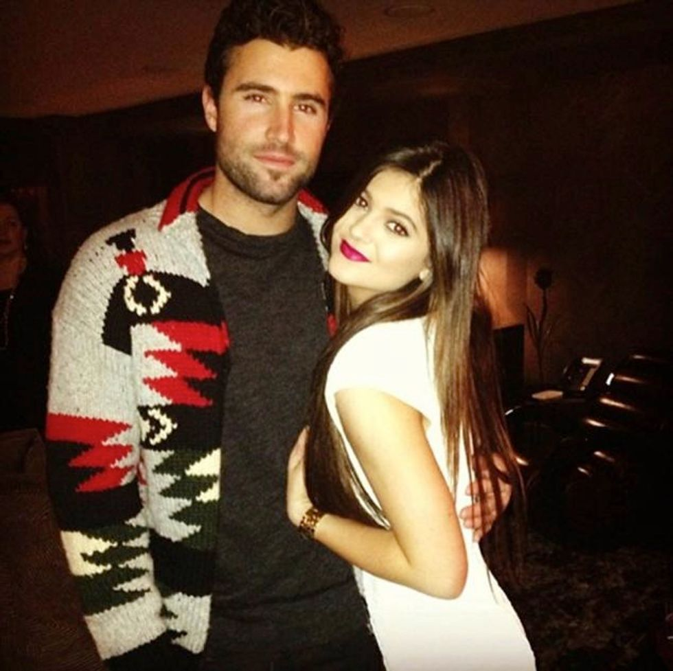 Brody Jenner Posts a Deeply Weird NSFW Instagram Image of a Kylie Lookalike