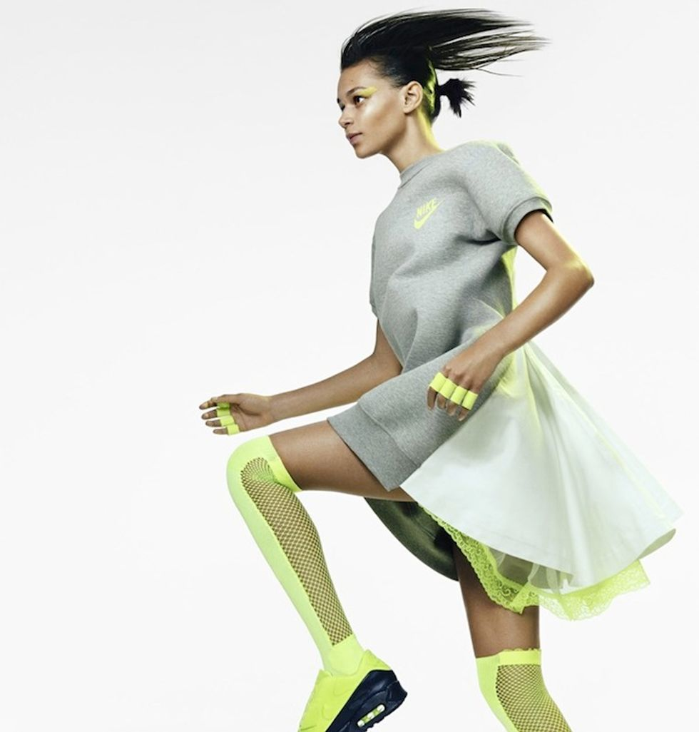 Peep sacai's New NikeLab Collaboration