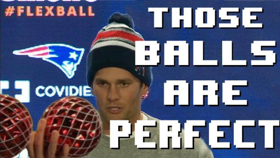 Tom Brady Shows Real Balls Dancing to Fetty Wap